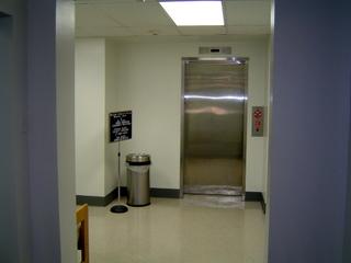 Elevator Front